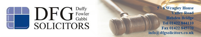 Duffy Fowler Gabbi Solicitors Logo